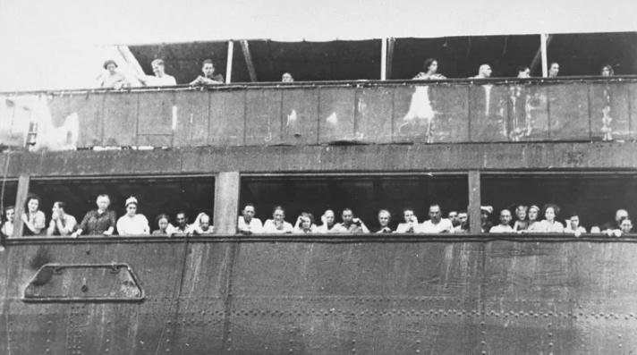 Synagogue Shooting reshapes Liberals' apology for 1939 refusal of ship of Jewish refugees
