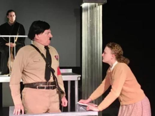 BWW Review: FALSE WITNESS: THE TRIAL OF HUMANITY'S CONSCIENCE At ReinART Productions