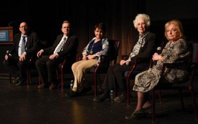 GW Event Commemorates the Liberation of Auschwitz Birkenau